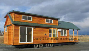 2017 New Solar Homes Trailer, Solar Trailer Homes, Trailer Homes Manufacturers (TH-050) pictures & photos