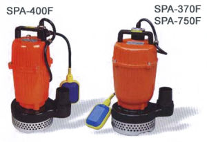 Submersible Pump (SPA-370F SPA-400F SPA-750F) pictures & photos