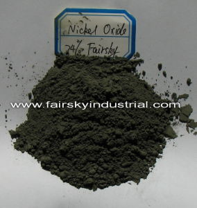 Nickel Oxide (1313-99-1) pictures & photos