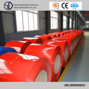 Corrugated Steel Sheet for Roofing/PPGI Steel Coil pictures & photos