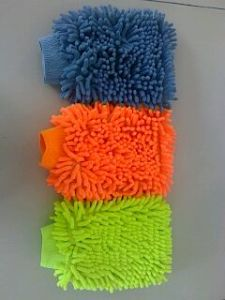 Microfiber Car Cleaning