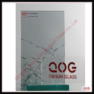 Grey Laminated Glass CE, SGS, 3c Safety Glass
