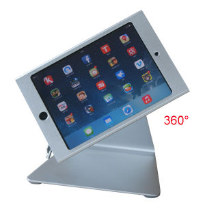 Flexible tablet security iPad Mini Display Stand