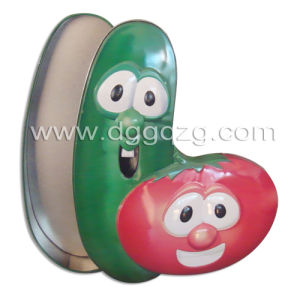 Metal Tin Case (GQ-035)