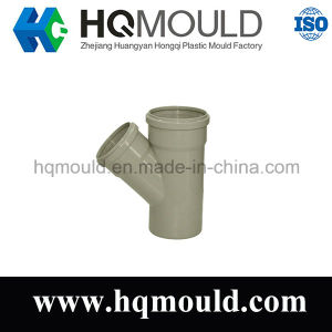 Plastic Injection Y-Type Pipe Fitting Mould pictures & photos