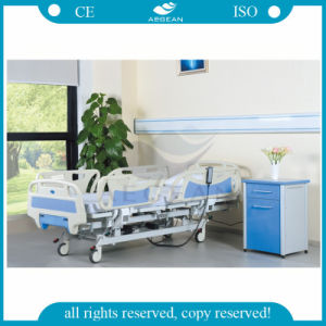 250kg Load Capacity Electric Sick Bed (AG-BY005) pictures & photos