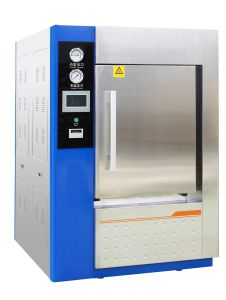 Autoclave Pressure Steam Sterilizer with Horizontal Type