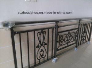 China Terrace Railing Designs Steel Railing Iso Factory China