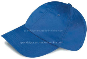 Promotional Cotton Baseball Cap with Assorted Colors pictures & photos