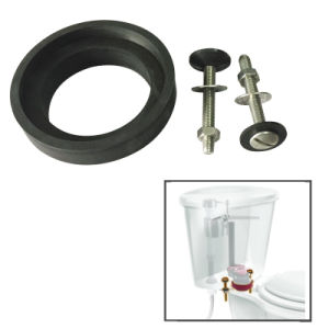 China Rubber Toilet Seal Gasket And Bolts Tank Ing