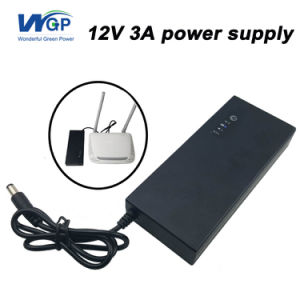 Small Laptop Use Portable 18650 Lithium WiFi Router Mini UPS 30W 12V 3A UPS  Backup Power for Home