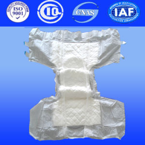 Disposable Incontinence Adult Baby Diaper Nappies pictures & photos