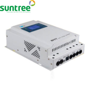 48V MPPT Solar Charge Controller with Good Quality pictures & photos