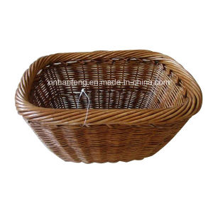 Useful Willow Bicycle Basket for Bike (HBK-113) pictures & photos