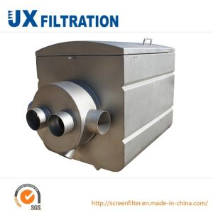 Stainless Steel Irragation Rotary Drum Screen Filter pictures & photos
