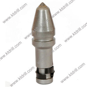 Conical Cutting Tools U43khd Round Shank Cutter Pick/Bullet Teeth pictures & photos