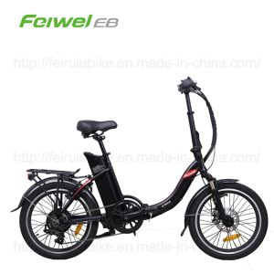 20 Inch Women Folding E-Bike (TDN13Z) pictures & photos