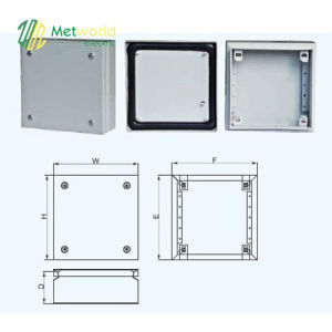Good Quality Metal Distribution DMC Box pictures & photos