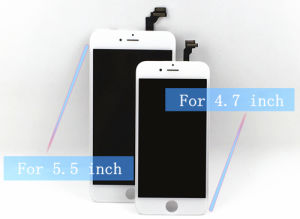 Mobile Phone LCD Display for iPhone6 Digitizer Assembly