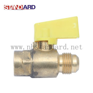 Small Valve for Gas Pipe