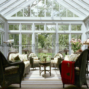 Feelingtop Aluminum Sunroom Glass House with Ce Certificate (FT-S) pictures & photos