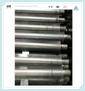 Extruded Aluminum Fin Copper Tube for Air Heat Exchanger Drying pictures & photos