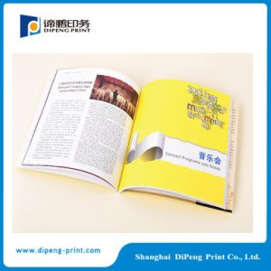 Saddle Stitched Soft Cover Catalogue Printing pictures & photos
