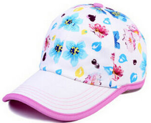 Beautiful Classics Style Woman′s Golf Cap pictures & photos
