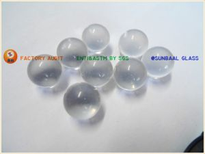 Clear Transparent Glass Ball, Glass Ball, Glass Bead pictures & photos