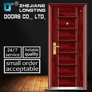 Popular Design Steel Security Door pictures & photos