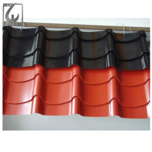 Color Steel Roof Tile Roofing Sheet pictures & photos