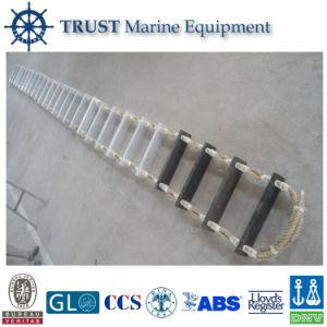 China Ccs Approved Marine Aluminium Embarkation Ladder Marine Rope