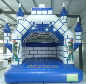 Durable and Reliable Inflatable Bouncer with CE Certificate (A124)