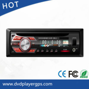 One DIN Car Audio Video Car MP3 FM Transmitter