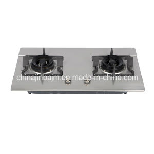 2 Burners 730 Length Safety Stainless Steel Built-in Hob/Gas Hob pictures & photos