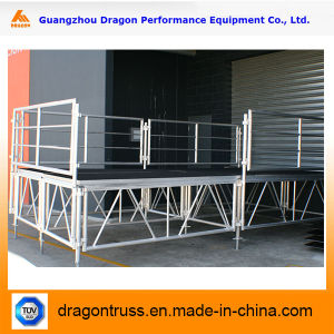 Aluminum Stage Platform, Portable Stage, Wedding Stage for Sales pictures & photos