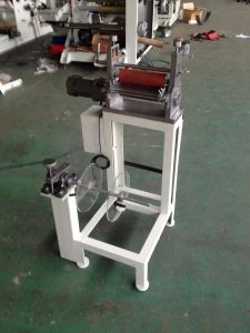 Automatic Hot Blade PP Webbing Cutter Feeder pictures & photos