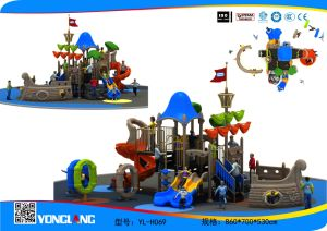 2015 Amusement Park Commercial Children Playground Equipment pictures & photos