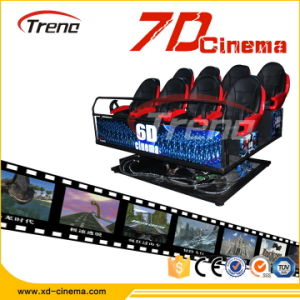 Digital 5D 6D 7D Cinema Control System in Theater with Centralized Management System pictures & photos