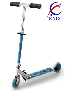 Scooter for Children with Two PU Wheel (BX-2M006)