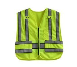 Wholesale High Visiblity Reflective Warning Vest pictures & photos