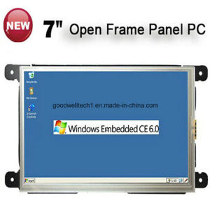 Win CE 6.0 7 Inch Panel PC pictures & photos