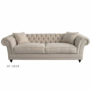 China Antique Reproduction French Style Furniture Sofa Sf 2818