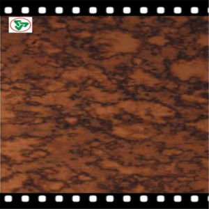 3mm-6mm Decorative Color/ Yelllow Patterned Mirror pictures & photos