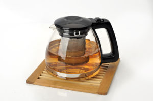 1000ml High Quality Glass Teapot Coffee Pot Wholesale