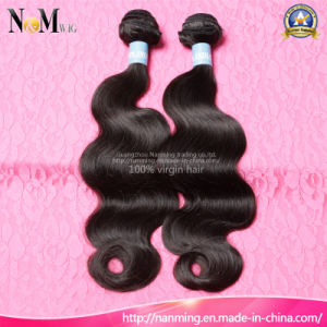 Indian Human Hair Extension Weaving Hair Best Selling pictures & photos