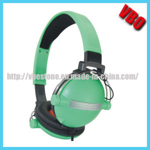Novel Computer Headphone with Detachable Mic (VB-9313M) pictures & photos