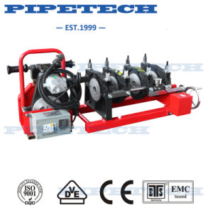 Plastic Pipe and Fitting 315mm Angle Fusion Machine