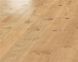 C&L UV Smooth Natural Color Oak Engineered Flooring