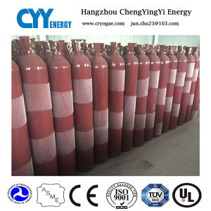 Compressed CO2 Seamless Steel Fire Fighting Gas Cylinder pictures & photos
